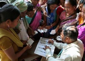 Riconoscimento degli elettori