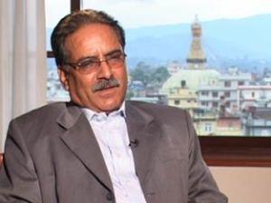 Il Primo ministro nepalese dimissionario Prachanda